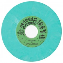 CHARLEY & WHITNEY THE PRIZEFIGHTERS - Elusive baby / Troubles - 7""