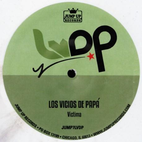"""LOS VICIOS DE PAPA - Esperanza / Victima - 7"""""""