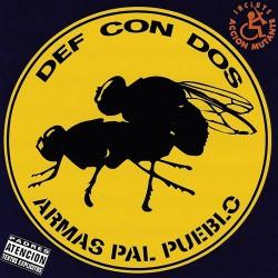 DEF CON DOS - Armas Pal pueblo - LP