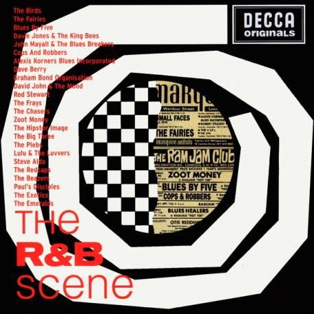 V/A - The R&B Scene - 2xLP