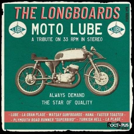 THE LONGBOARDS - Lube - LP
