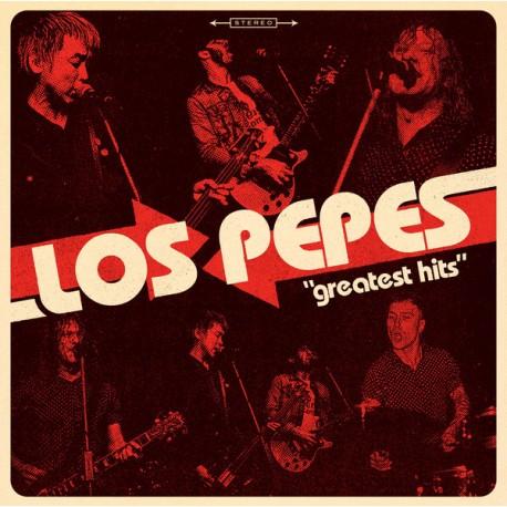 LOS PEPES - Greatest Hits - LP+CD