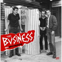THE BUSINESS : 1980-81 Complete Studio Collection - LP