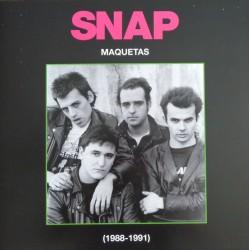SNAP - Maquetas 1988-1991 - LP