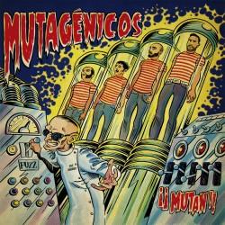 MUTAGENICOS - Mutan - LP