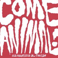COME ANIMAL -Me Arrancaste El Corazon - LP