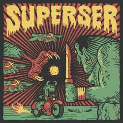 SUPERSER -Radiaciones En La Noche - LP