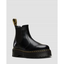 Boot Dr. Martens 2976 QUAD Smooth Black