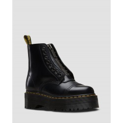 Boot Dr. Martens SINCLAIR Aunt Sally - BLACK