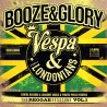 BOOZE & GLORY / VESPA & THE LONDONIANS ‎– The Reggae Sessions Vol. 1 - 3 x 7""