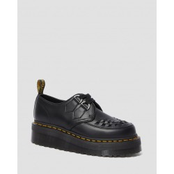 Dr. Martens 24994 CREEPER SHOES SIDNEY Smooth - BLACK