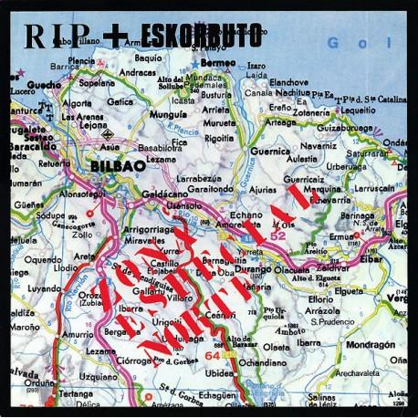 V/A - Zona Especial Norte . ESKORBUTO / RIP  - LP