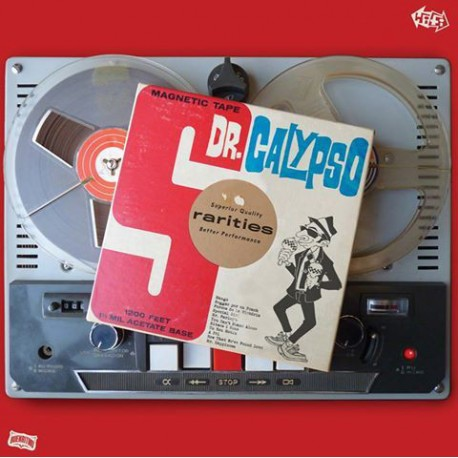 DR. CALYPSO - Rarities - LP