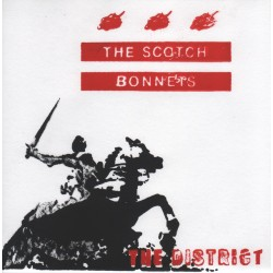 THE SCOTCH BONNETS - Go, Adrian ! - Cut From The Cloth - 7""