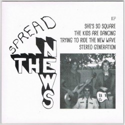 THE NEWS - The Kids Are Dancing  - 7""
