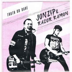 JONZIP & RAZOR RAMON - Truth Or Dare  - 7""