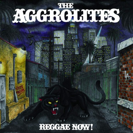 THE AGGROLITES - Reggae Now ! - LP
