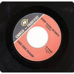"""CHUBBY CHECKER - You Don't Know (What You Do To Me)  /  DEE DEE SHARP - Deep Dark Secrets- 7"""""""