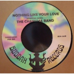 THE CHARISMA BAND - Nothing Like Your Love / THE MVP'S - Turning My Heartbeat Up - 7""