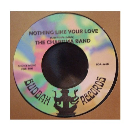 THE MVP'S / Turning My heartbeat Up - THE CHARKMA BAND / Nothing Like Your Love - 7""