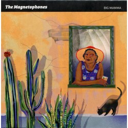 THE MAGNETOPHONES - Big Mamma - 7""