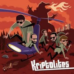 """KRIPTOLITES - No tan Fuerte / Vacaciones En Kalahari - 7"""""""
