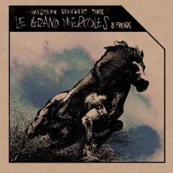 LE GRAND MIERCOLES & FRIENDS - Western Standart Time / Cowboy Fantasma - 7""