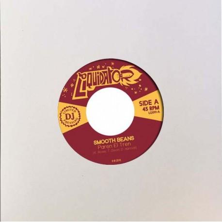 """SMOOTH BEANS - Paren El Tren / Reggae Time - 7"""""""