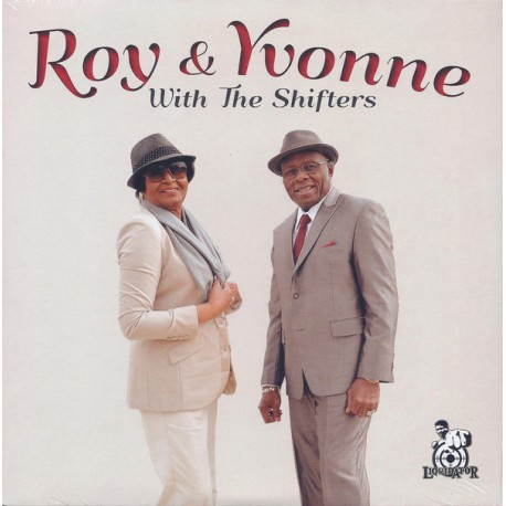 """ROY & YVONNE With THE SHIFTERS - Ohh La La / Moving On - 7"""""""