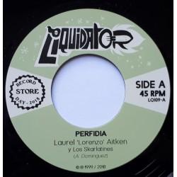 LAUREL AITKEN - Perfidia / Mi Vida Sin Tu Amor - 7
