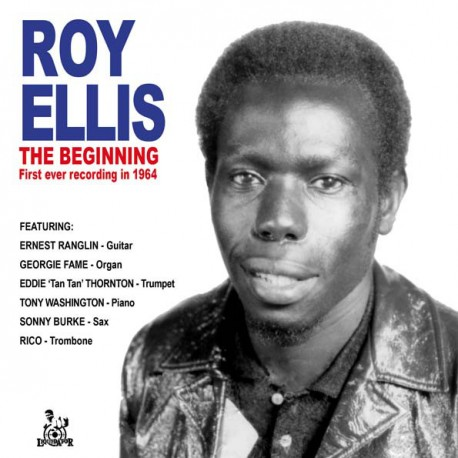 """ROY ELLIS  - The Beginning , First Ever Recording In 1964 - 7"""""""