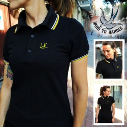 Polo chica HTH - GRIS