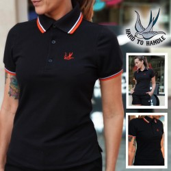 Girls HTH polo -  GREY