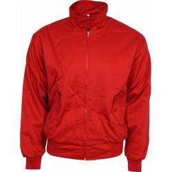 RELCO Harrington  Jacket - RED