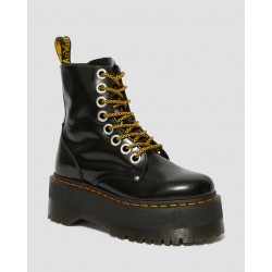 Dr. Martens Boot JADON MAX 8 Eye BUTTERO - BLACK
