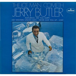 JERRY BUTLER - The Ice man Cometh - LP