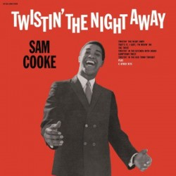 SAM COOKE - Twistin' The Night Away - LP