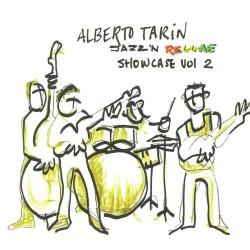 ALBERTO TARIN - Jazzin Reggae Showcase vol. 2 - CD
