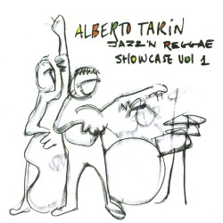 ALBERTO TARIN - Jazz'n Reggae Showcase vol. 1 - CD