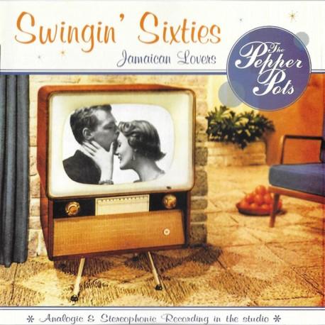 the PEPPER POTS - Swingin' Sixties -CD