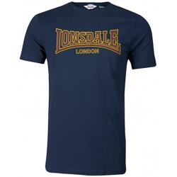 LONSDALE T-Shirt Classic Navy