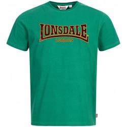 Camiseta Clasica LONSDALE Verde