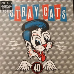 STRAY CATS - 40 - LP