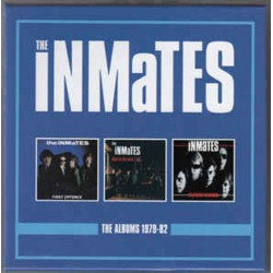 THE INMATES - Albums 78-82 - 3CD