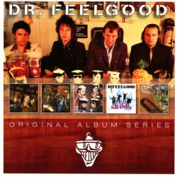 DOCTOR FEELGOOD - Original Album Series - 5xCD