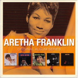 ARETHA FRANKLIN - Original Album Series - 5xCD