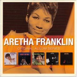 ARETHA FRANKLIN - Original Album Series - 5xCD