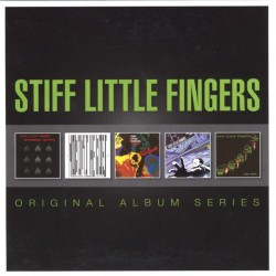 STIFF LITTLE FINGERS - Original Album Series - 5xCD