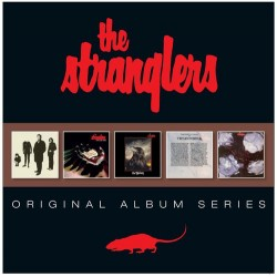 STRANGLERS - Original Album Series - 5xCD