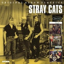 STRAY CATS - Original Album Classics - 3xCD
